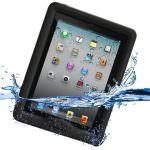iPad mit LifeProof an den Strand und vorher ein Test in der Badewanne
