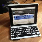 Logitech Keyboard Folio im Test