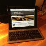 GeneralKeys iPad Tastatur Cases PX1577 + PX8212 im Vergleichstest