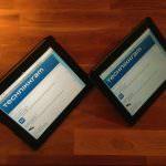 iPad Cover im Vergleich (Moshi iGlaze vs. Ozaki iCoat)
