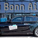 Mit DriveNow jetzt bis zum Köln Bonn Airport