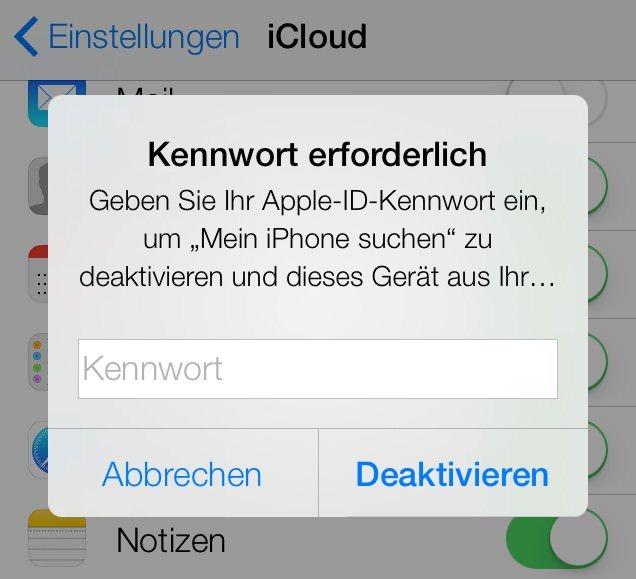Eine der wichtigste Änderungen steckt im Verborgenen, denn Apple hat die iCloud-Option