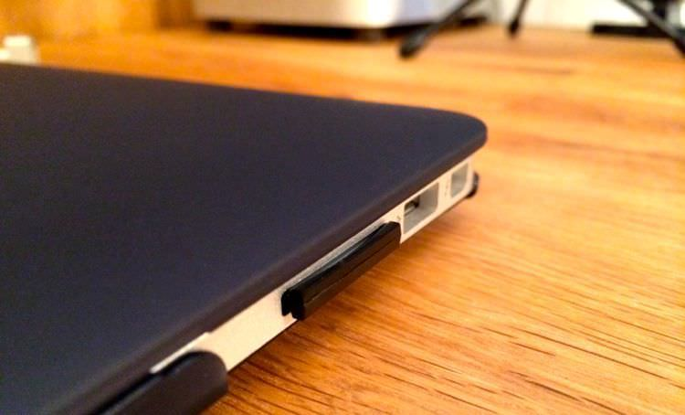 StoreEDGE SD-Karte in meinem MacBook Air
