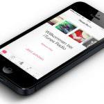iTunes Radio zeigt sich auf dem iPhone