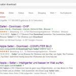 Safari download und die Gefahr im Netz