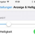 iPhone 6 und iOS 8 Akkulaufzeit optimieren