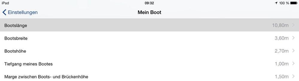 ipad und iphone f r boots navigation in den niederlanden. Black Bedroom Furniture Sets. Home Design Ideas