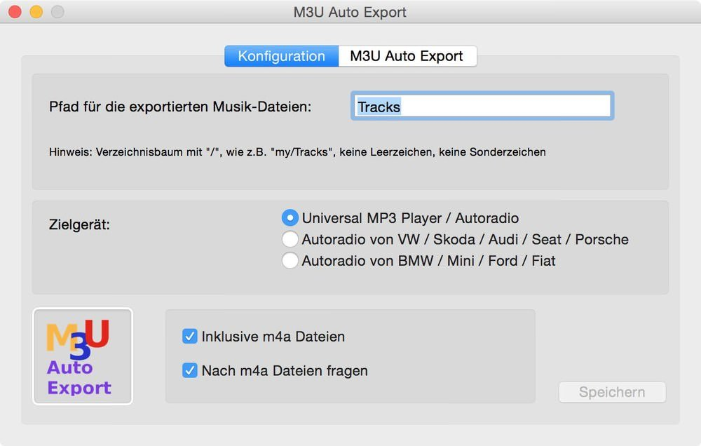 how to make m3u playlist itunes