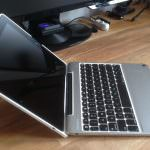 ClamCase Pro DAS iPad Tastatur-Case im Test