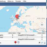 Google Analytics real-time User in der Mac Menüleiste anzeigen