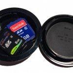 Der Vorteil von micro SD-Karten