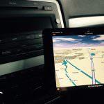 Logitech +drive magnetische Kfz-Halterung auch für Tablets geeignet