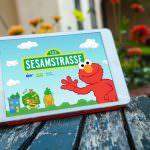 Die Sesamstrasse ist auch als App verfügbar