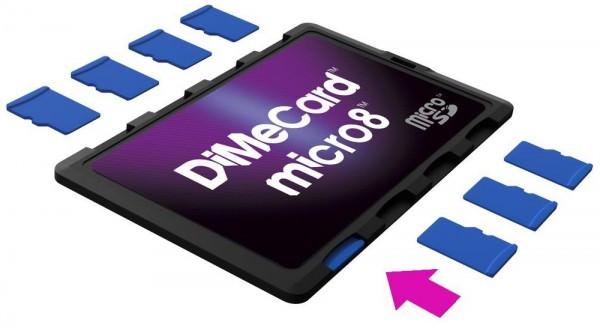 micro SD-Kartenhalter