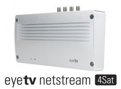 EyeTV Netstream 4Sat Sideview