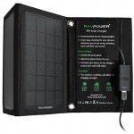 Review solar Ladegerät von RAVPower mit 15W Leistung