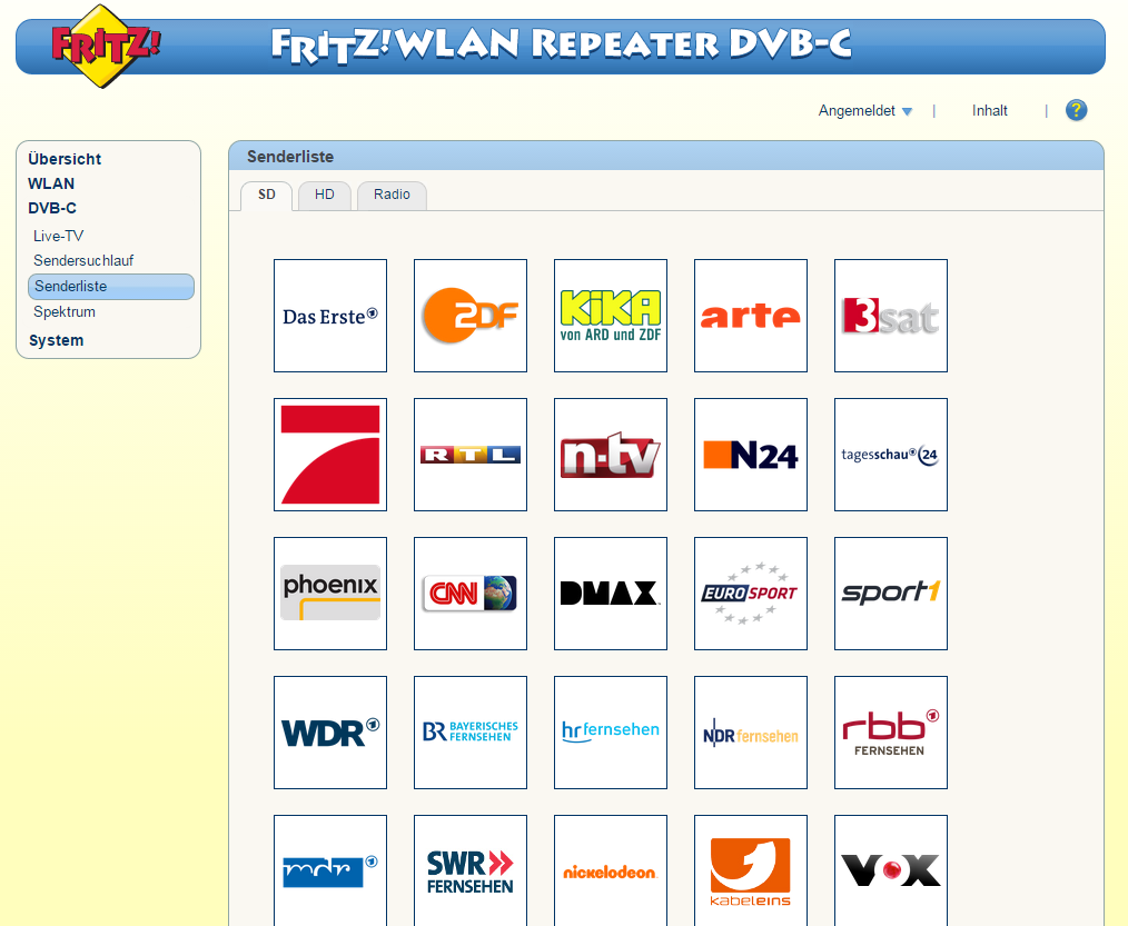 Fritz Tv App Hd
