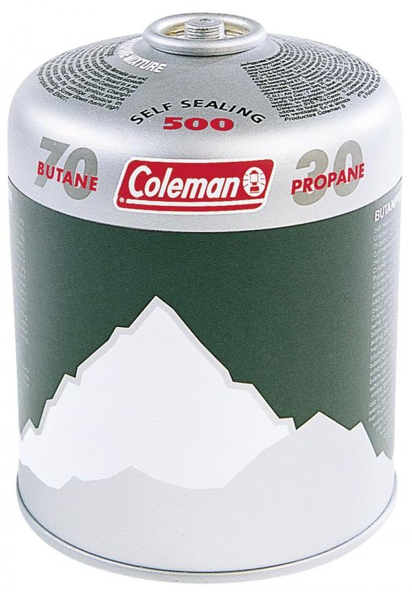 Colemann-Gas