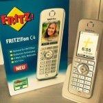 Vorstellung AVM FRITZ!Fon C4 DECT-Telefon