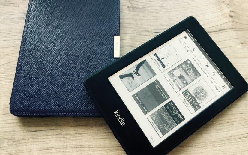 Hülle Kindle 6. Gen