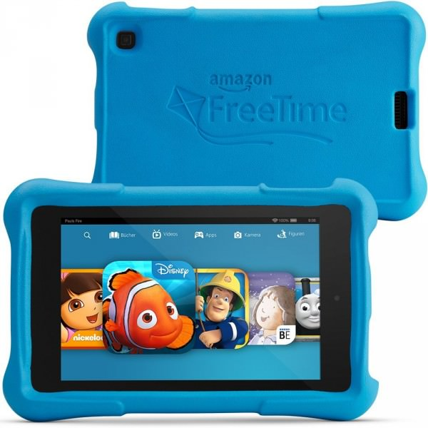 Kindle Fire HD Kids