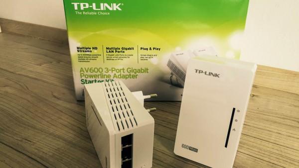 TP-LINK 600