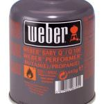 Gaskartuschen für Weber Grills – Welche Kartuschen kann ich verwenden?