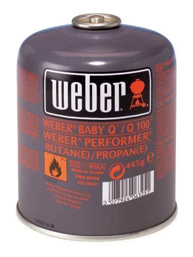 Weber-Gaskartusche