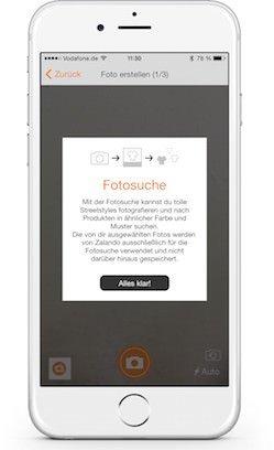 Zalando App2