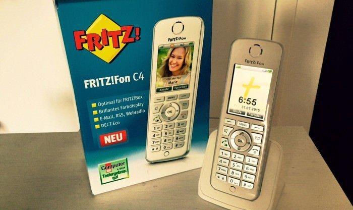 Fritz-Fon C4