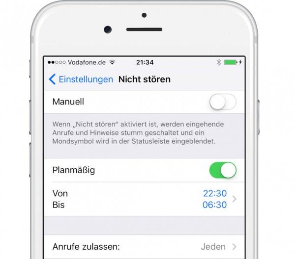 iOS9-Nicht-Stoeren