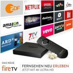 Neuer Amazon Fire TV kann 4K – Konkurrenz zum neuen Apple TV?