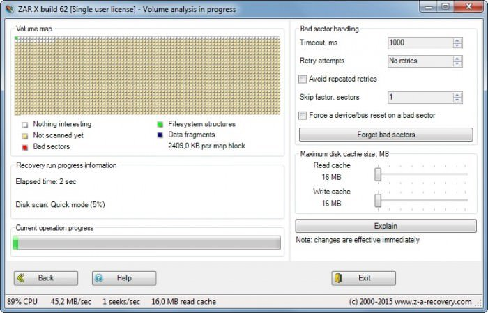 Zar Partition Recovery 06