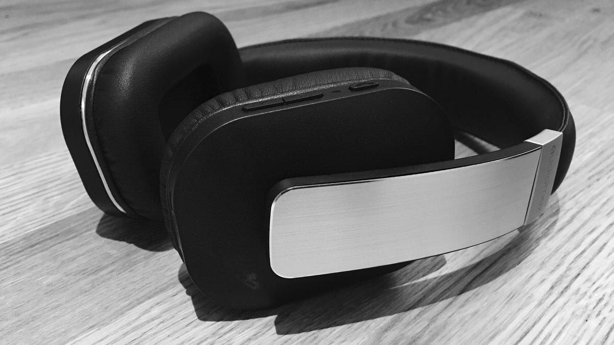 Weihnachtsgeschenk bis 60 Euro: Bluetooth Kopfhörer HB-8A von ...
