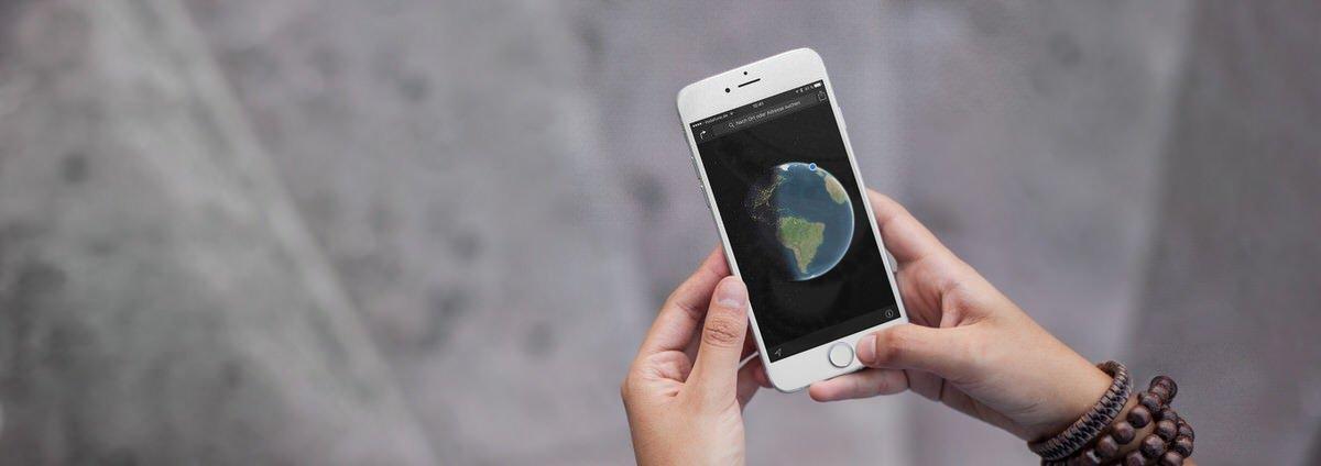 iOS-Karten_Welt