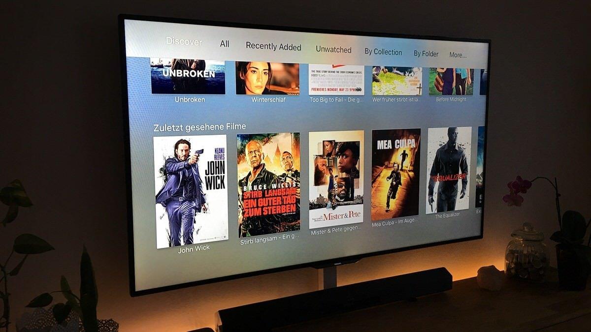 Apple TV Plex