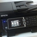 AirPrint beim Epson WorkForce WF-3620 aktivieren