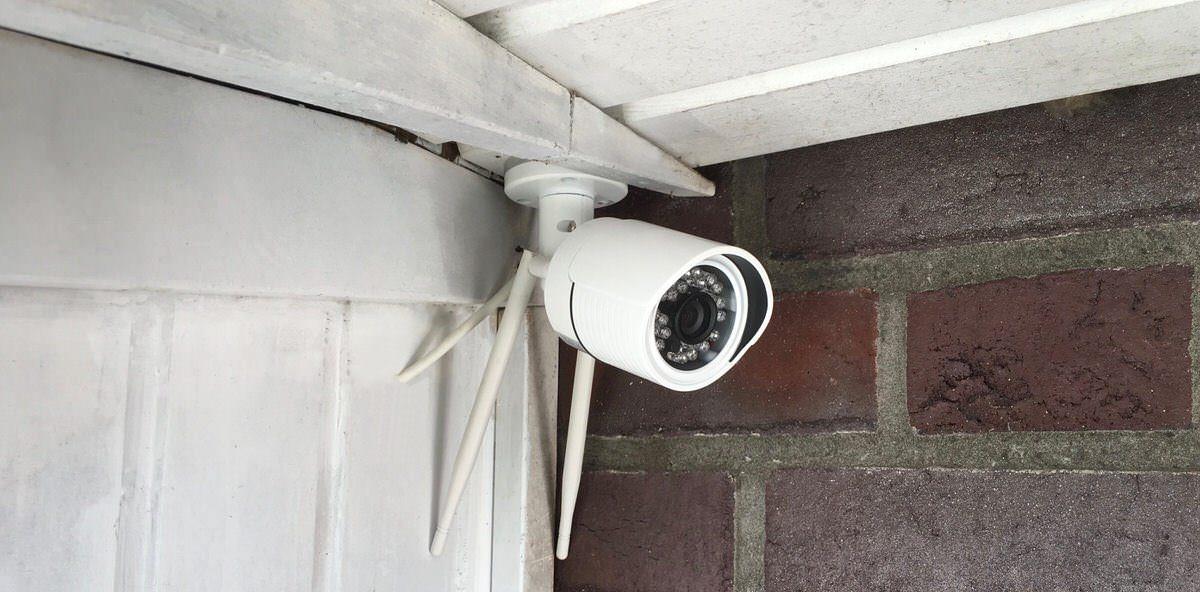 hikam a7 eine wireless hd ip kamera f r den au enbereich im test. Black Bedroom Furniture Sets. Home Design Ideas