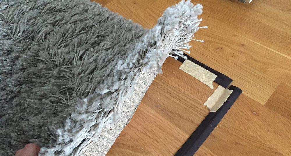 Neato - Teppich mit Magnetband