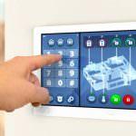 Smart Home-Steuerung mit Wandeinbau-PC