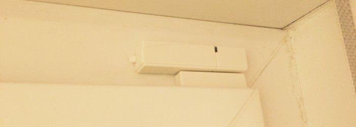 Türsensor mit Magnet