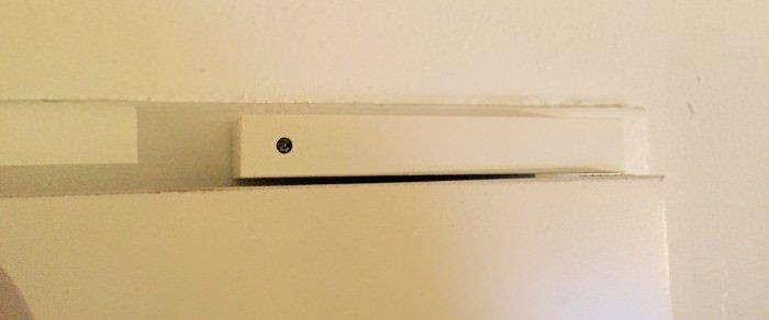 Türsensor optisch