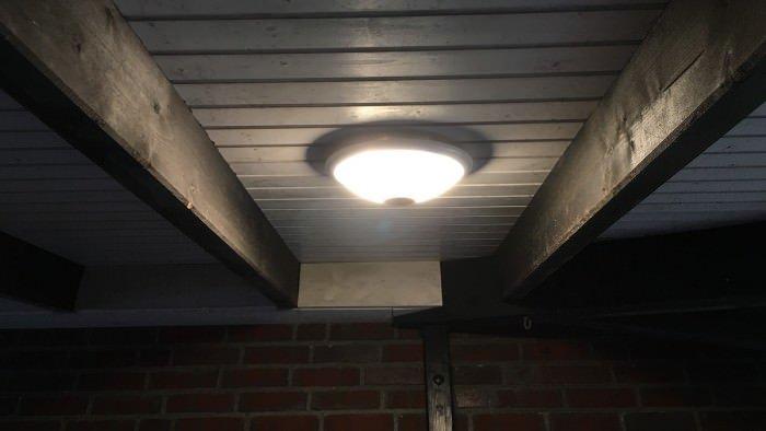 LED Sensorleuchte 2