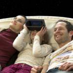 Universe2go eine Augmented Reality Sternenbrille für alle gängigen Smartphones