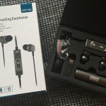 Testbericht August EP715G Active Noice Cancelling Earphones