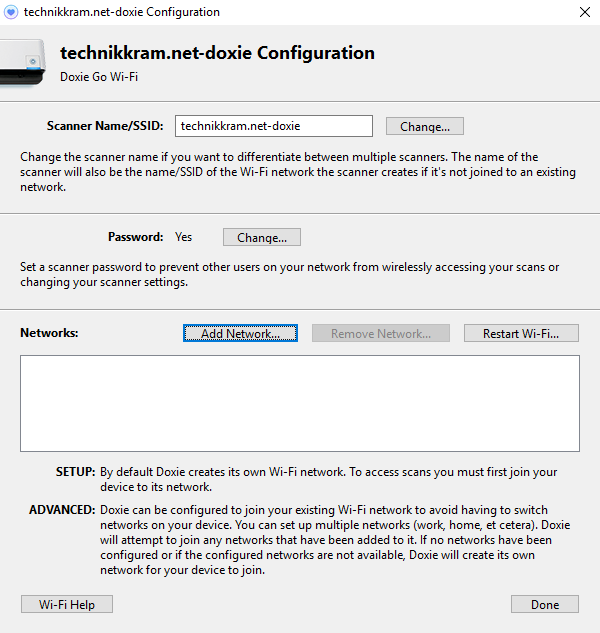 Doxie_wifi_Configuration