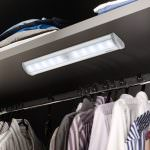 Batteriebetriebenes Schranklicht mit Bewegungsmelder