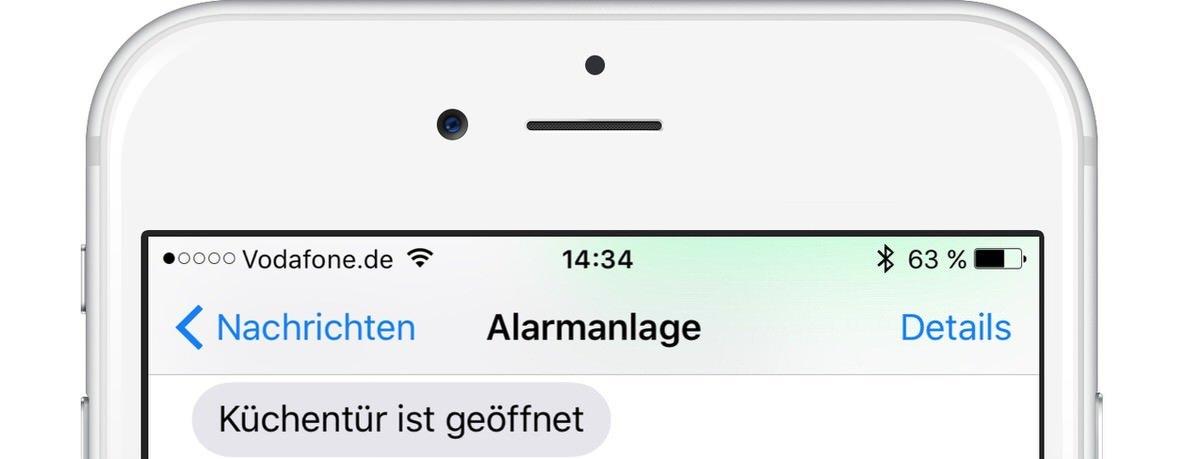 Alarmsystem G5 - 9