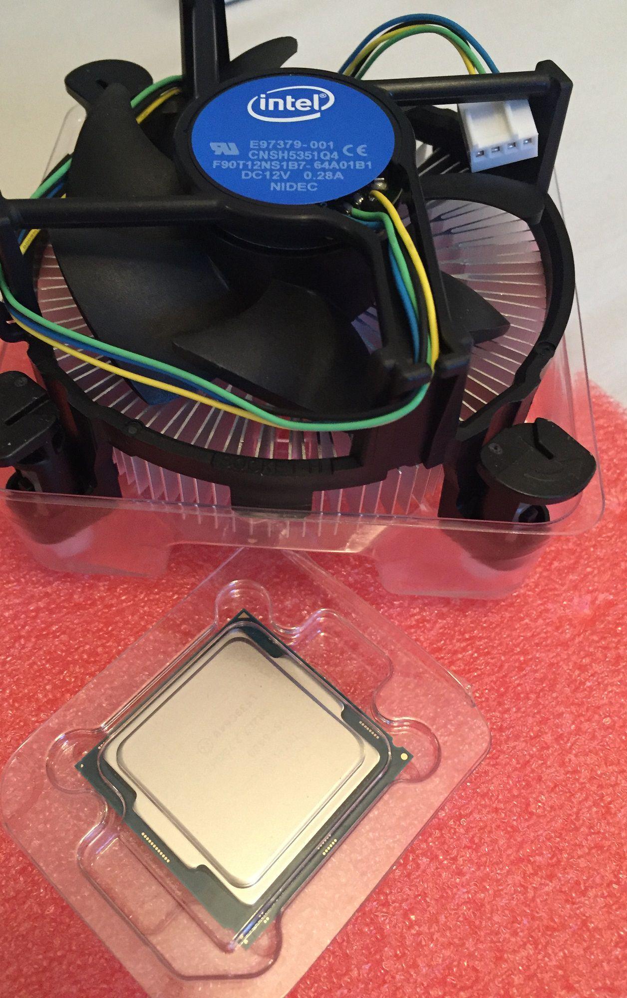 Intel i5 6400
