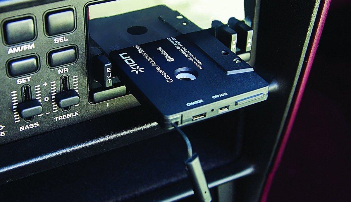 Kassette Bluetooth